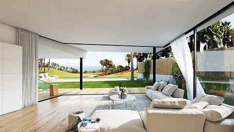 interior of luxury villa, costa adeje