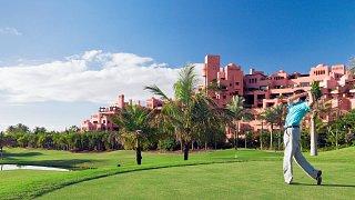 Golf breaks in Tenerife