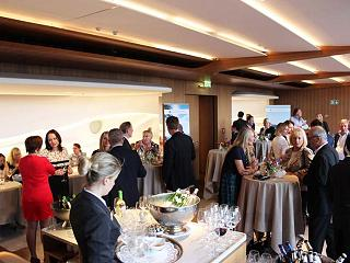 Abama luxury properties event in Munich