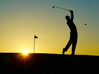 5 golf shots to practice at your luxury residence on Tenerife