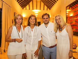 Empleados de Arum Group y Abama Luxury Residences