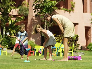 Abama Kids Club for our exclusive homes on Tenerife
