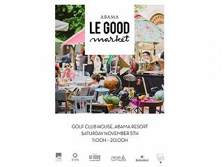 luxury mercadillo Le Good Market