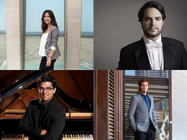 Join us in welcoming four of opera's rising stars to Abama Luxury Residences in Tenerife
