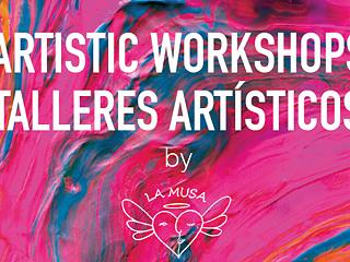 artistic workshops abama resort la musa
