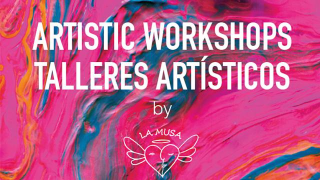 Artistic Workshops by La Musa: a creative opportunity for owners and guests at our exclusive resort in Tenerife