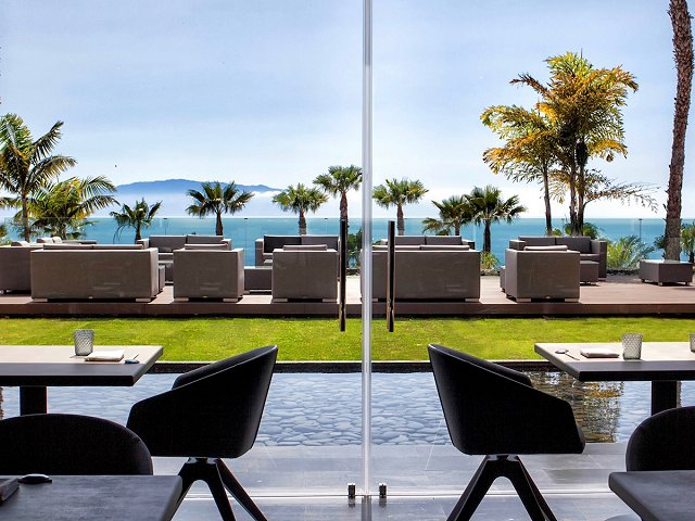 Abama's Michelin restaurants on Tenerife are the stars of the show