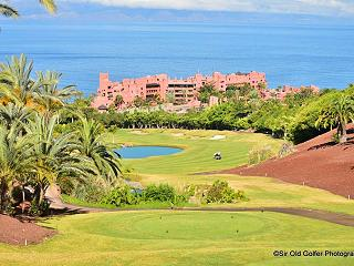 Abama luxury golf resort