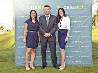 caja siete sponsoring the Abama Resort Owners Cup 2016