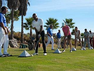 Clinics de golf en las residencias Abama Resort