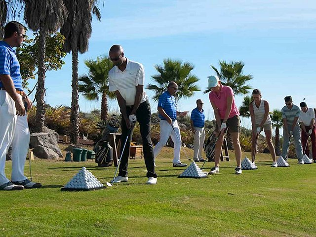 A new Golf Clinic: one more thing to enjoy from our properties at Abama