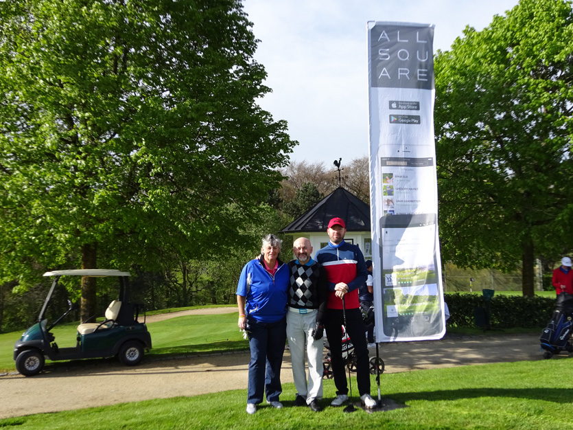 Club de Luxembourg hosts Abama Luxury Residences All Square tournament