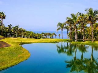 advice for lovers of golf this summer at Abama Tenerife