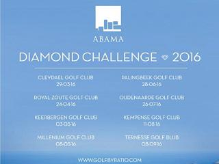 Agenda Diamond Challenge Agenda Abama luxury golf resort