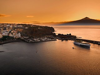 Ferry trips from your luxury apartment on tenerife at abama