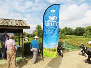 Abama golf resort de lujo invita en Palingbeek