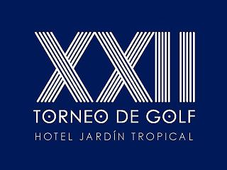 Luxury golf torneo Jardin Tropical 2016