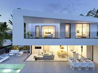 luxury property posts strong sales figures