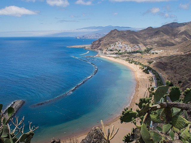 The best beaches near your luxury property on Tenerife