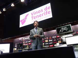 Tenerife Wines make a showing at Madrid Fusion