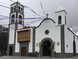 Santiago del Teide churches on Tenerife