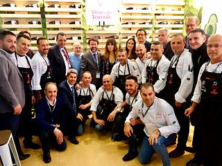 Tenerife and Abama Resort shine at Madrid Fusion-Saborea
