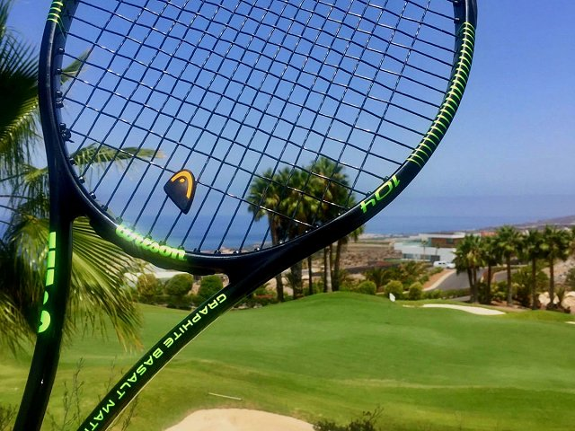 Get in shape this summer at the Annabel Croft Tennis Academy: Abama Luxury Residences' other professional sport machine