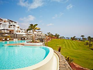The Las Terrazas Club in our luxury apartments in Tenerife