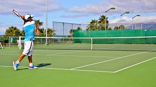 The Sanchez Casal Tennis Academy