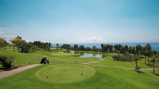 Abama Golf Course general information