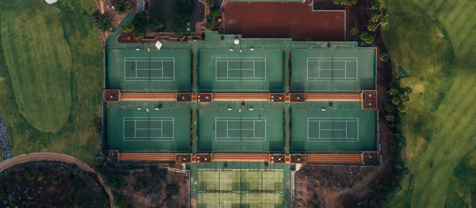 Tennis - Abama Luxury Properties Tenerife