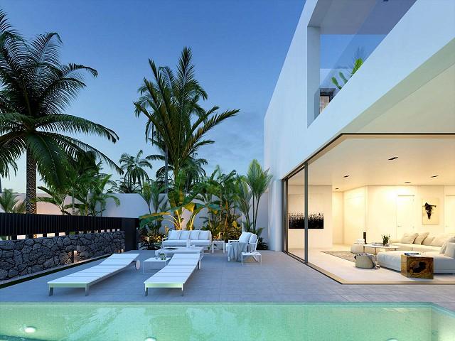Las casas de lago abama resort - Casas ideales tenerife ...