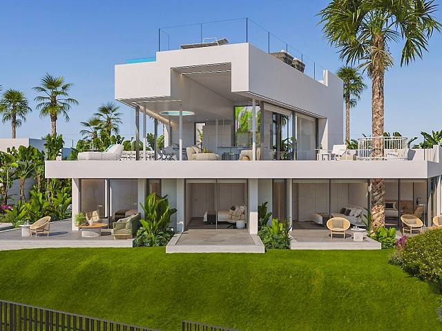 Villa Plots & Custom Villas Ref. 4B7